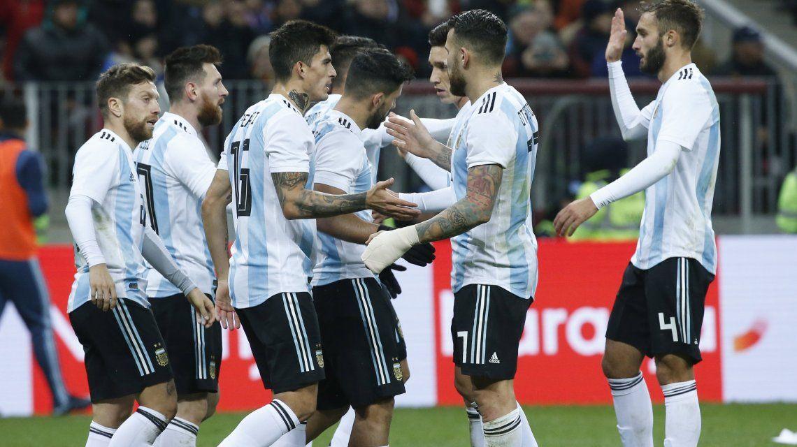 ¿Qué se le viene a la Selección? Los amistosos que jugará antes de Rusia 2018
