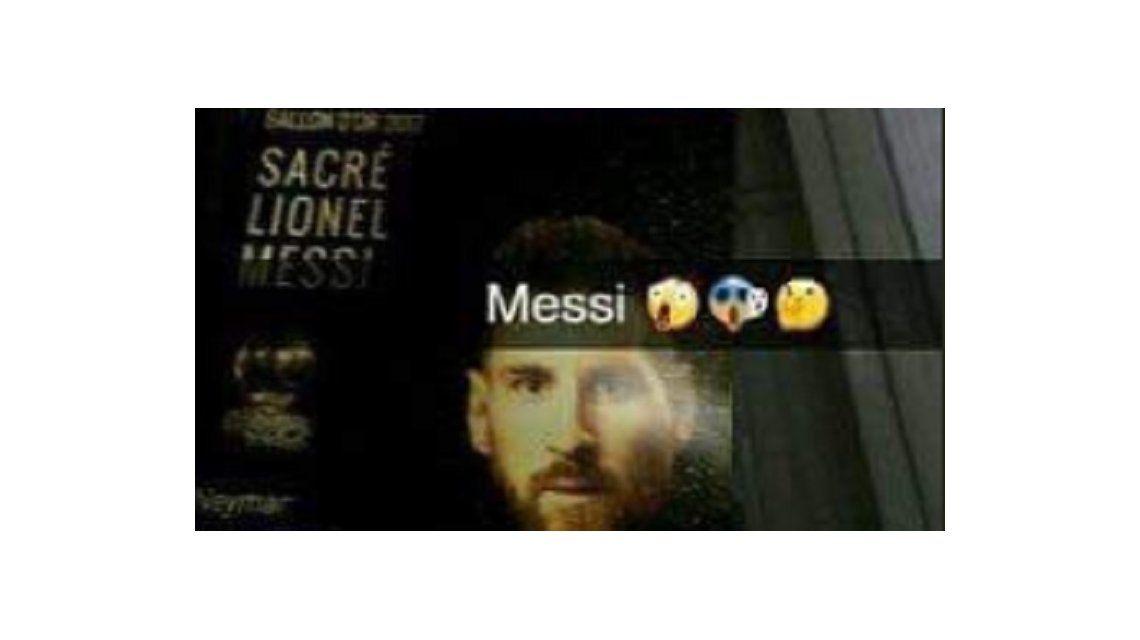 La tapa que confirma que Lionel Messi ganará el próximo Balón de Oro
