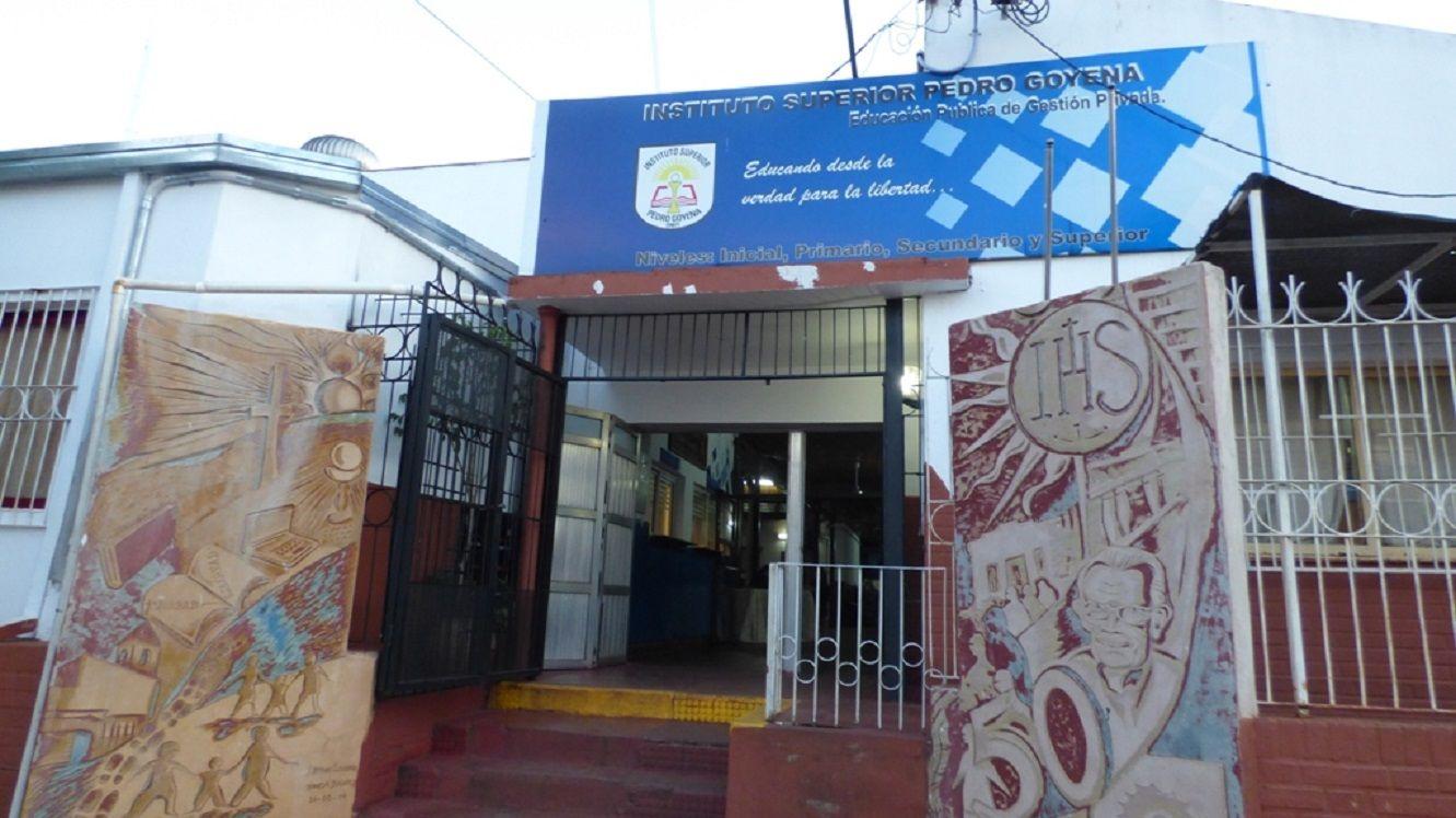 Instituto Pedro Goyena de Posadas