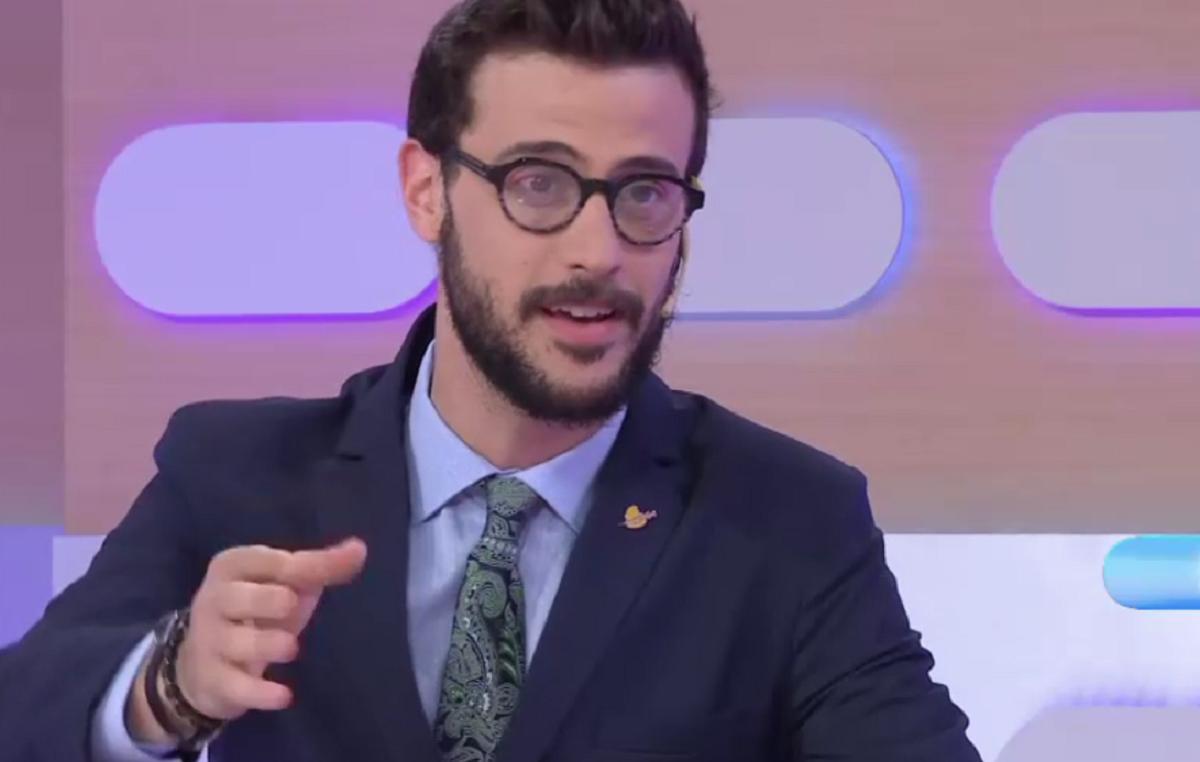 Diego Leuco habló sobre el escándalo que protagonizó en los premios Martín Fierro