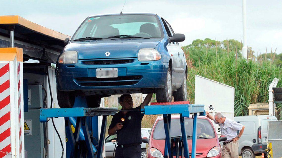 En poco más de un año, el 70% de los autos pasaron la VTV