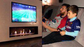 ¿La traición de Messi? Las fotos de Antonela que generan polémica en España