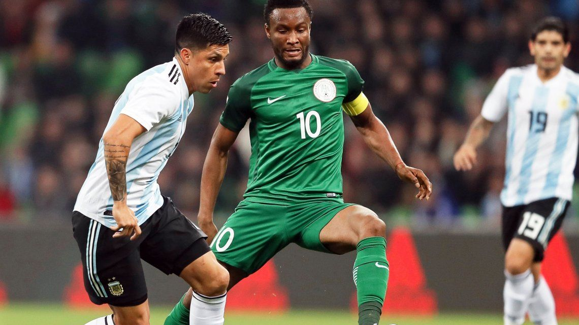 El antecedente más crudo: la goleada de Nigeria ante Argentina hace apenas dos semanas