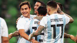 Los grupos fáciles que podría tener Argentina