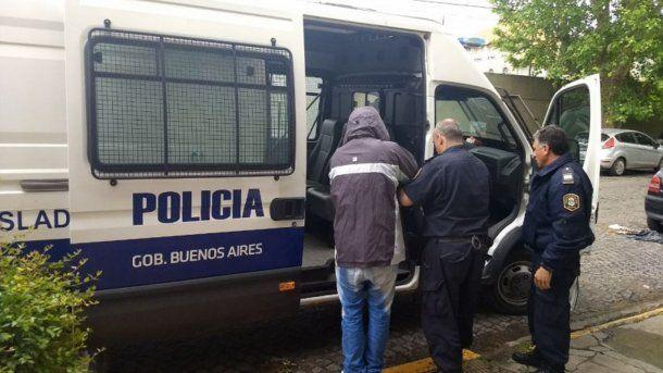 Damián Gómez fue trasladado al penal de Sierra Chica.