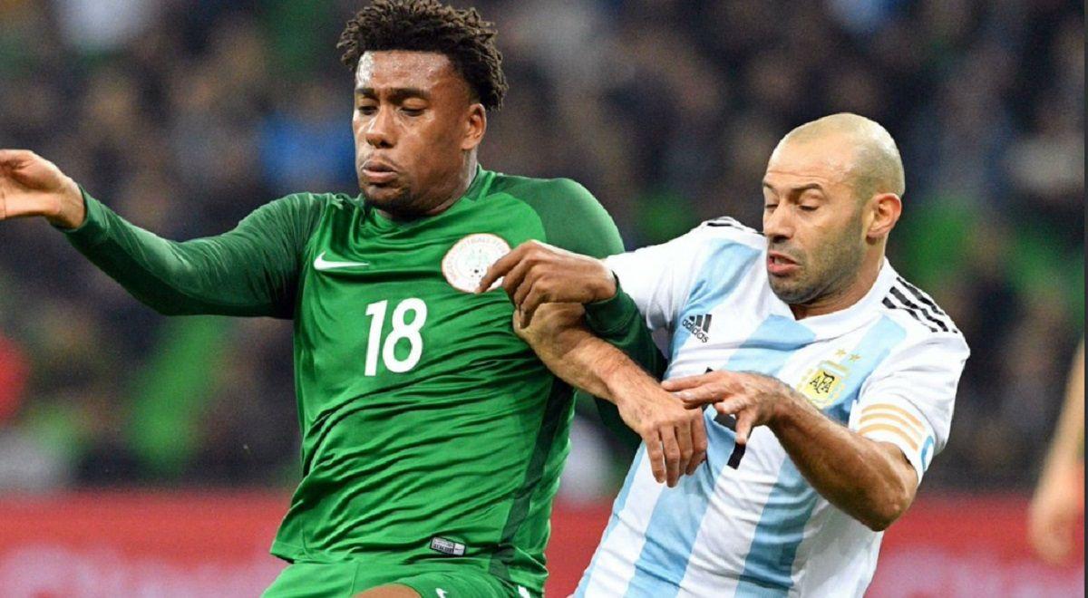 Lapidaria frase de Mascherano tras la caída de Argentina ante Nigeria