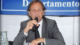 Encontraron muerto a Jorge Delhon