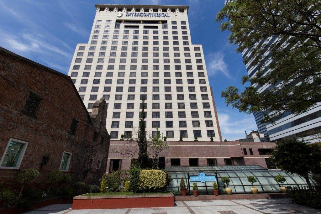 Explosión en el Hotel Intercontinental: al menos 3 heridos