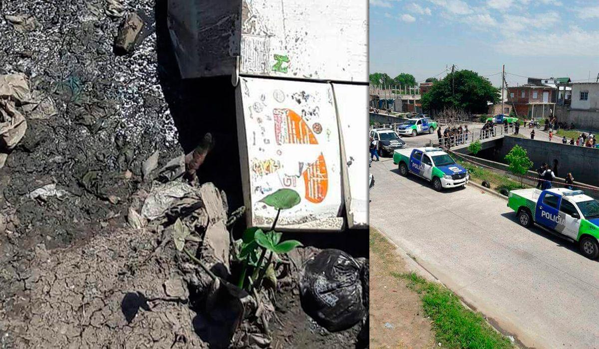 Hallaron un cuerpo en un arroyo de Lomas de Zamora