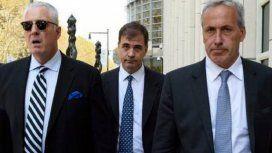 Burzaco cree que no es seguro para él volver a Argentina