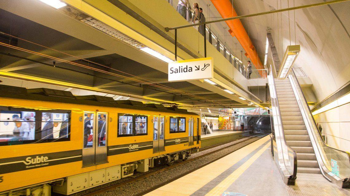 En 2018 habrá 4 nuevas estaciones de subte: una de la línea H y tres de la E