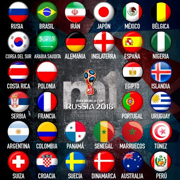 nuevo estilo de comprar compra original Se sumó Perú y ya están los 32 clasificados al Mundial ...