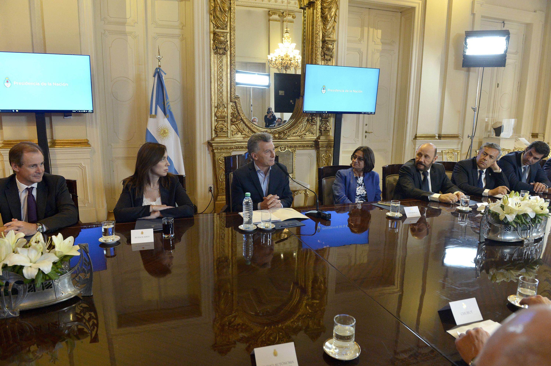 Reforma previsional: ¿qué gobernadores quedaron en la lista negra de Macri?
