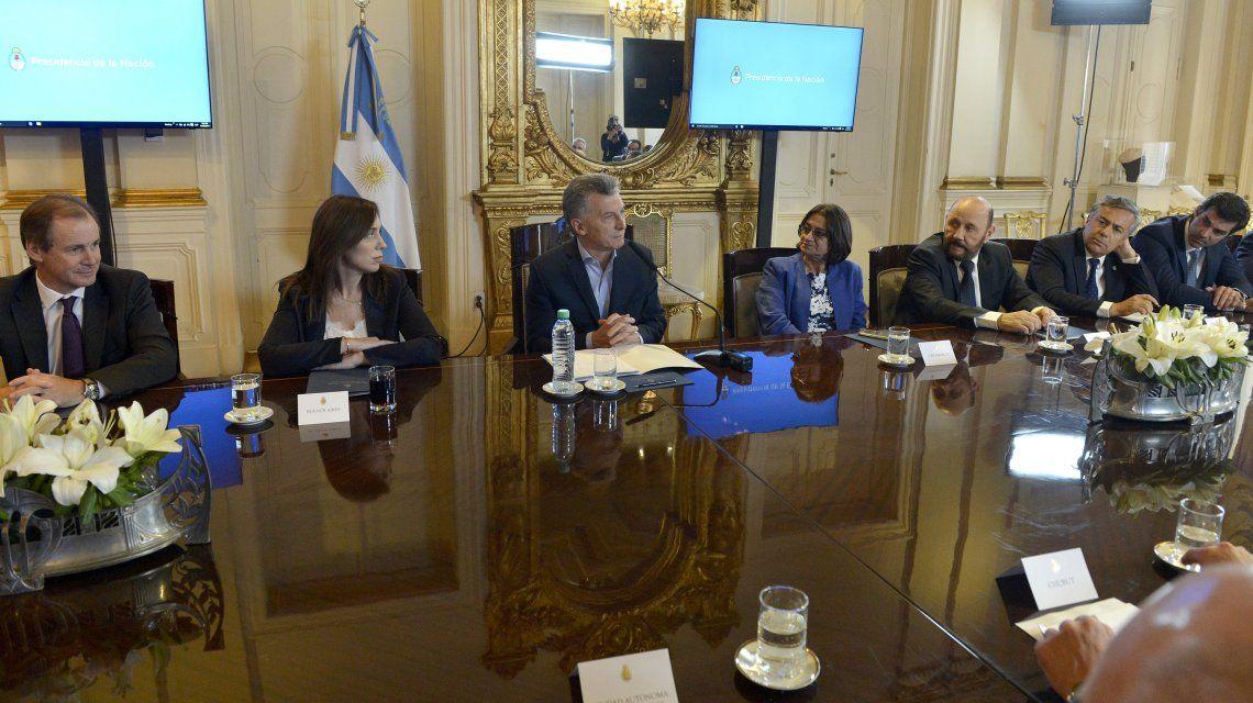 Ganó Macri: acordó con los gobernadores y habrá cambios en los impuestos