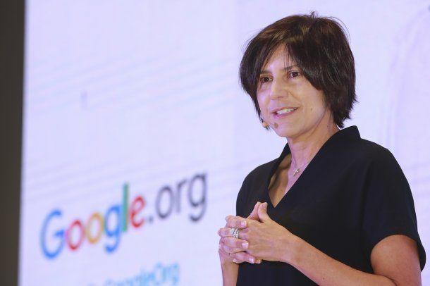 Adriana Noreña, Vicepresidente de Google para Hispanoamérica