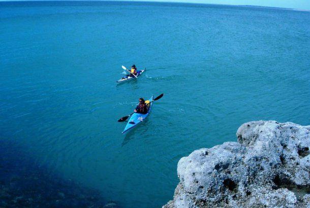 Un poco de deporte y turismo aventura en el sur del país