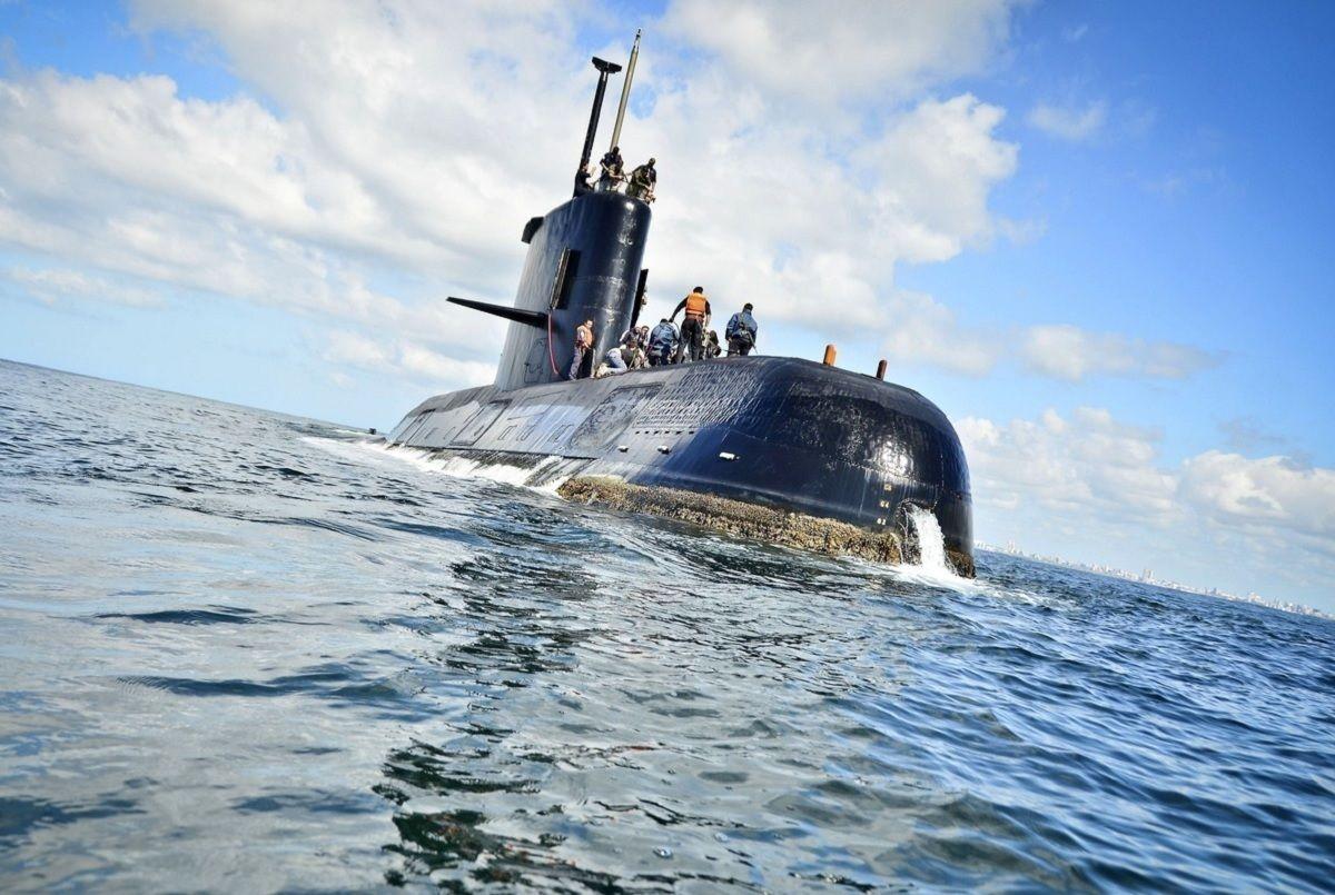 El papá de un tripulante del ARA San Juan: Que su sacrificio sirva para un país mejor