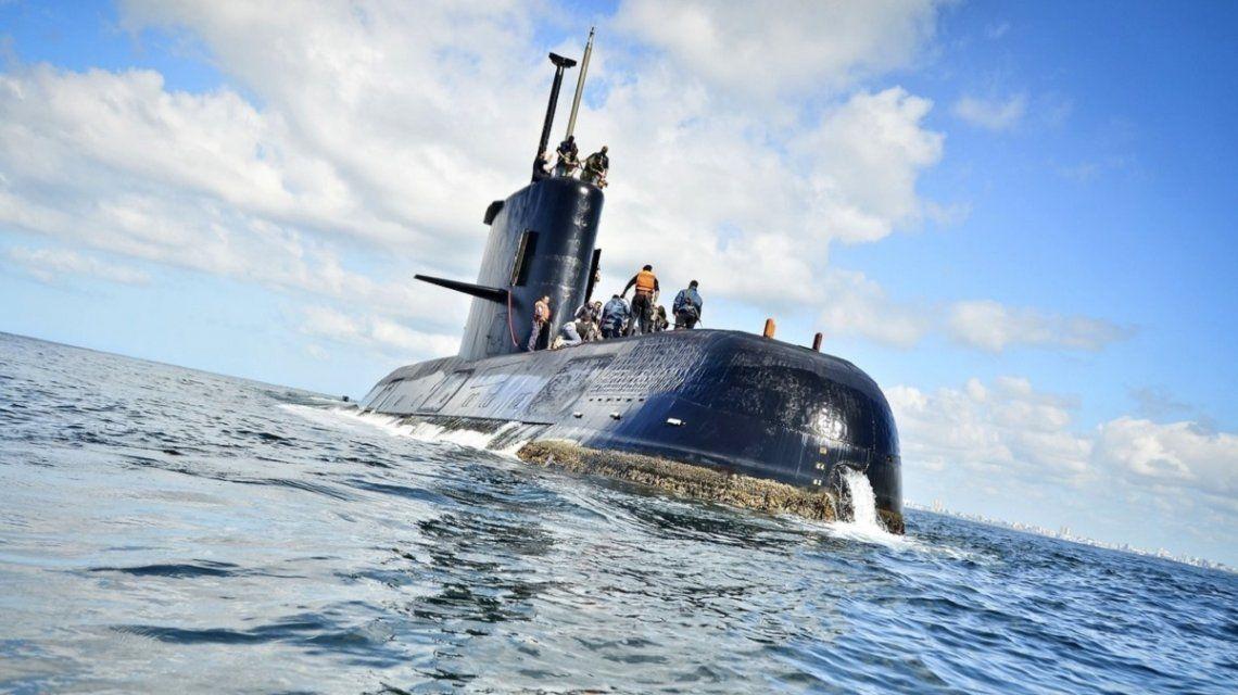 Detectaron llamadas de emergencia que podrían ser del submarino perdido