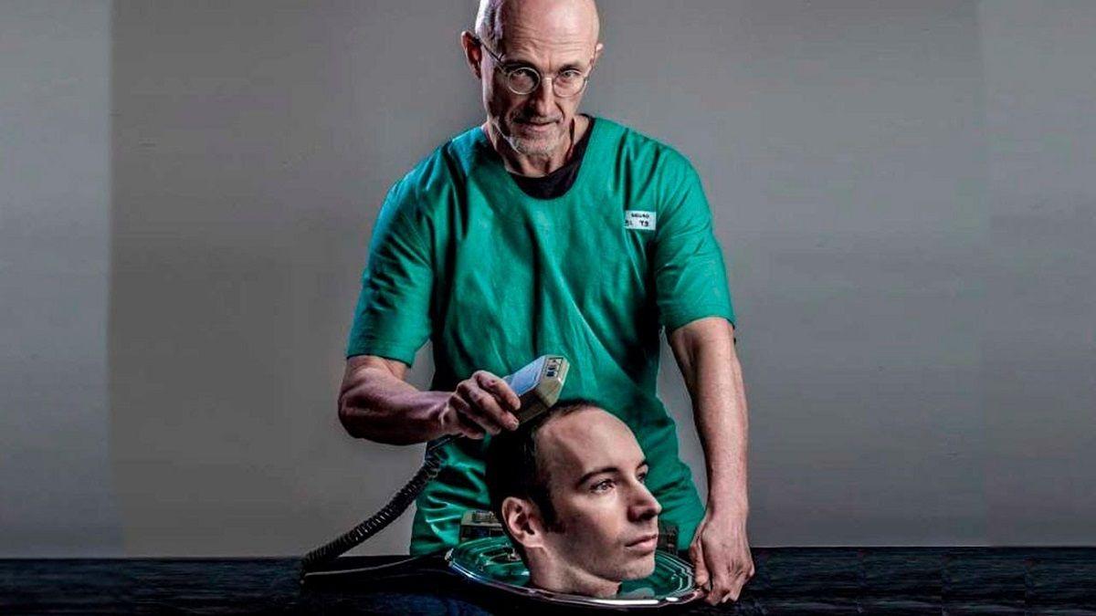 Realizan el primer trasplante de cabeza humana con éxito