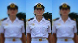 Eliana María Krawczyk, la primera submarinista argentina, está entre los tripulantes
