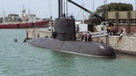 ¿Cuánta reserva de comida hay en el submarino desaparecido?