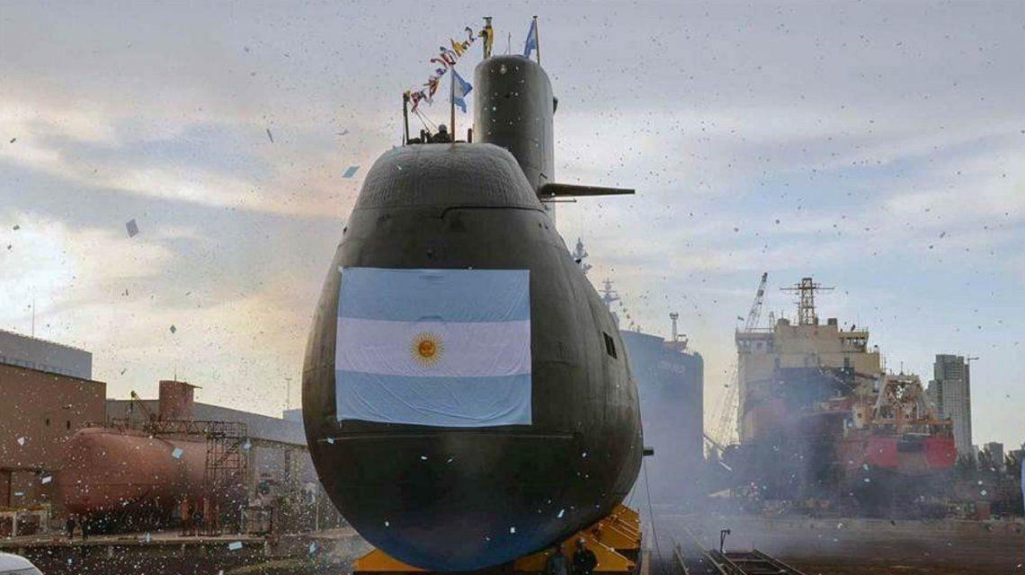 Submarino ARA San Juan.