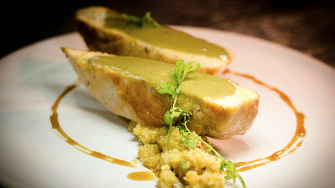 Es la primera vez que se hace el evento gastronómico en La Plata