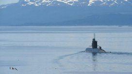 Un avión de la NASA participa de la búsqueda del submarino