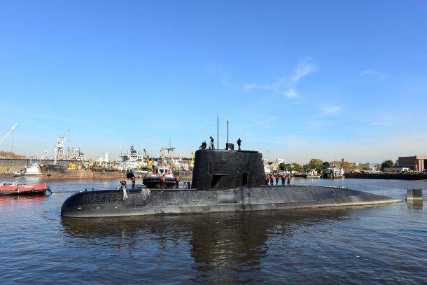 <p>El submarino de la Armada Argentina ARA San Juan fue visto por última vez el 15 de noviembre.</p><p></p>