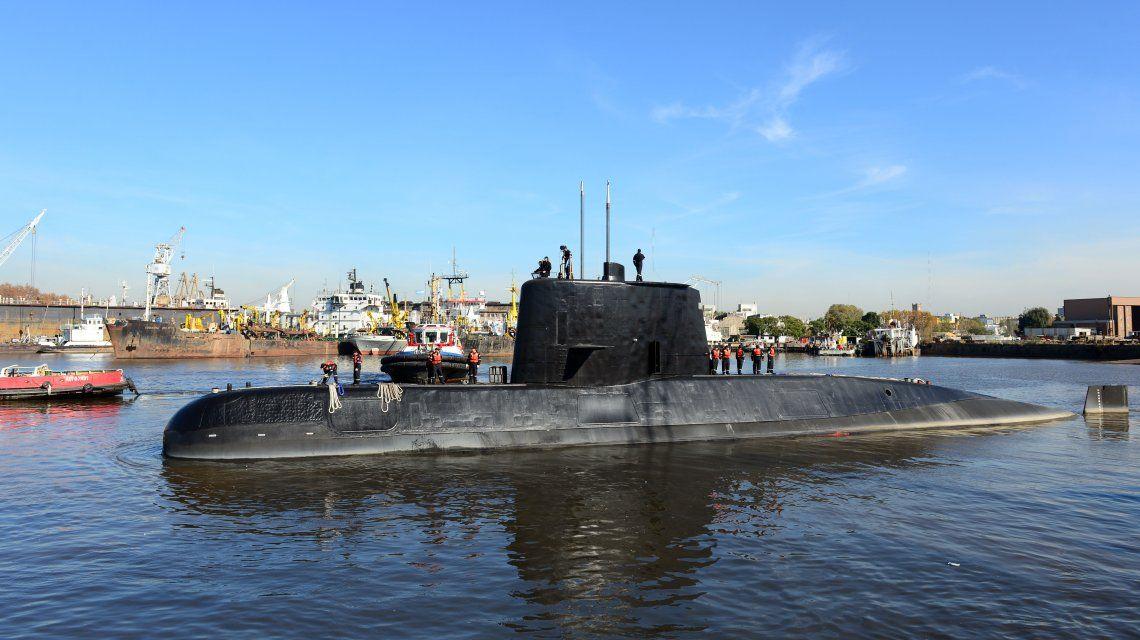 El submarino de la Armada Argentina ARA San Juan fue visto por última vez el 15 de noviembre.