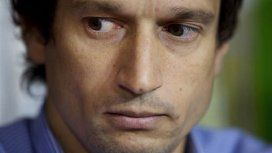 Diego Lagomarsino fue procesado por la muerte de Nisman.