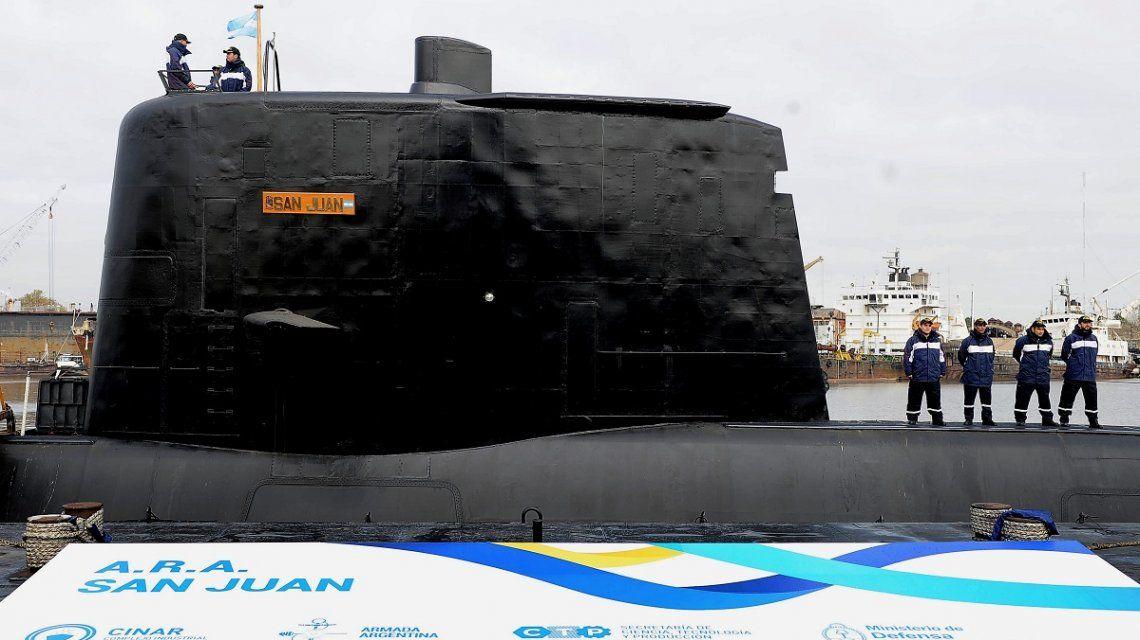 Submarino perdido: la Armada no descarta ninguna hipótesis