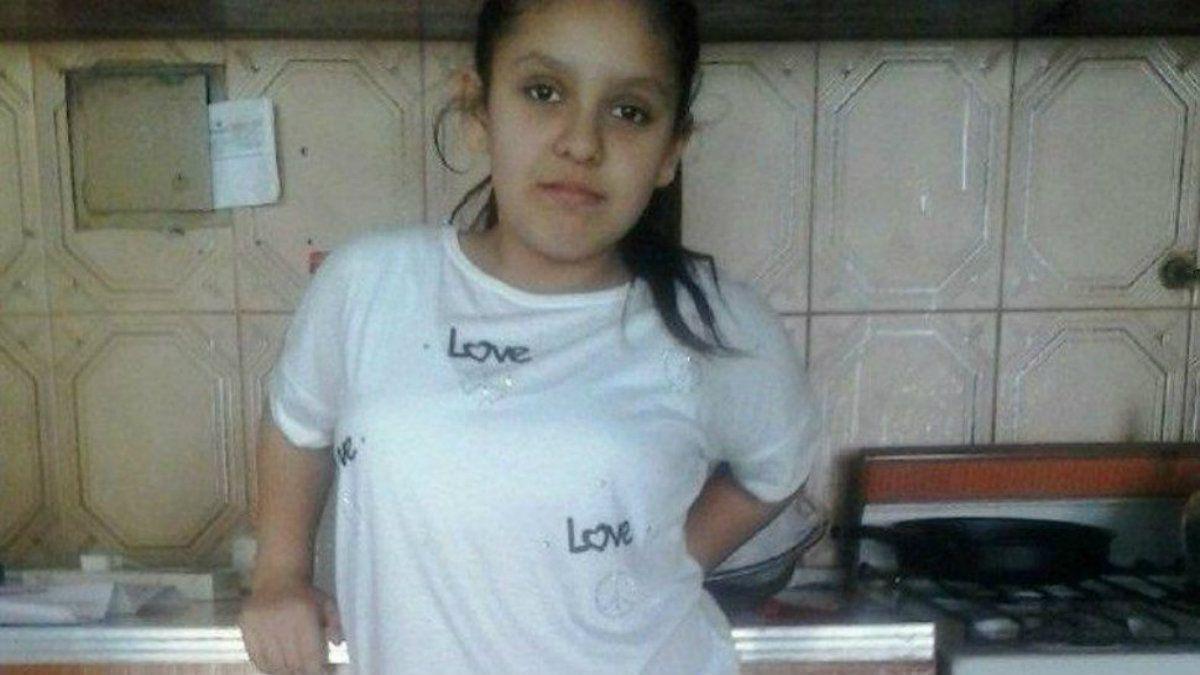 Martina Gómez apareció después de 10 días en Berazategui