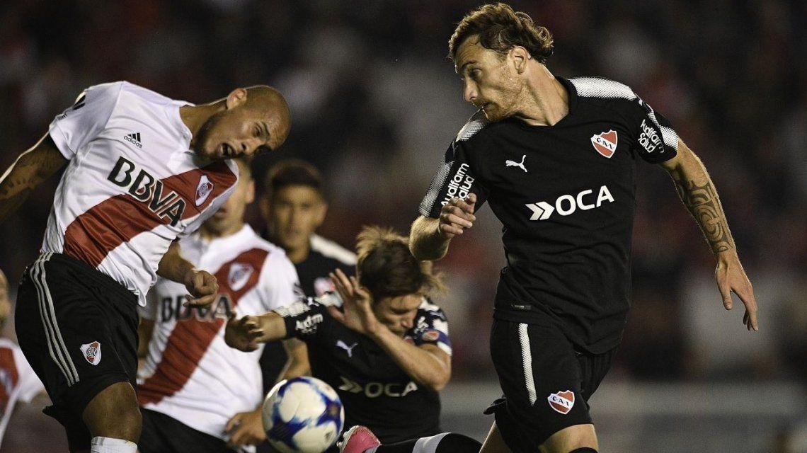 Independiente le ganó a River