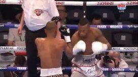 Este brutal KO a los 11 segundos ya preocupa a un boxeador argentino