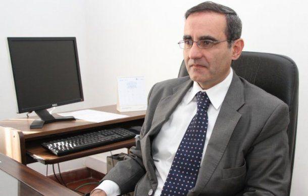<div>El fiscal Francisco Maldonado a cargo de la investigación</div><p></p>