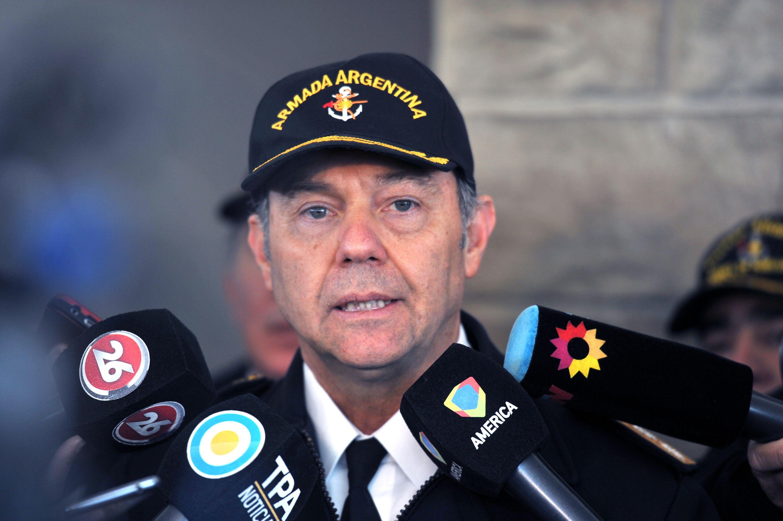 La Armada Argentina advirtió que no hay clara evidencia de que las siete llamadas.