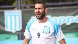 Racing, complicado: Licha López no juega ante Boca