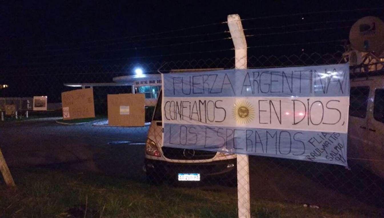 Base naval de Mar del Plata