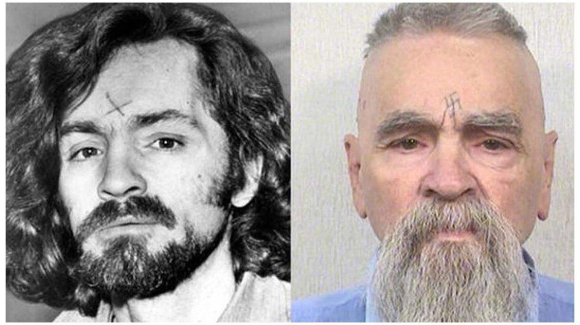 Falleció Charles Manson, uno de los criminales más famosos del mundo
