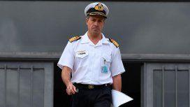 Aún no hubo contactos con el submarino desaparecido