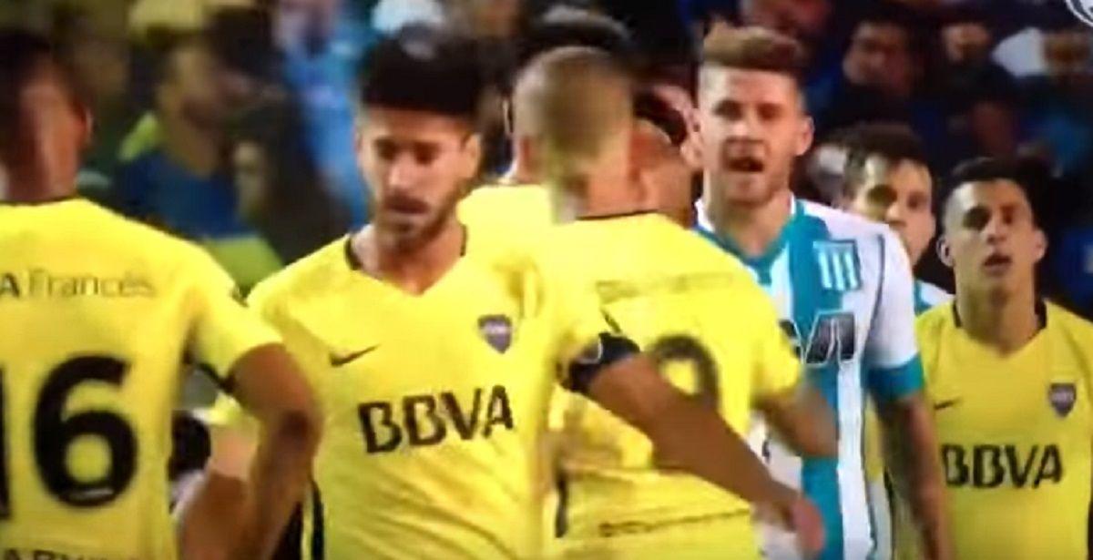 El que ríe último: Pablo Pérez se burló de Racing antes de la derrota de Boca