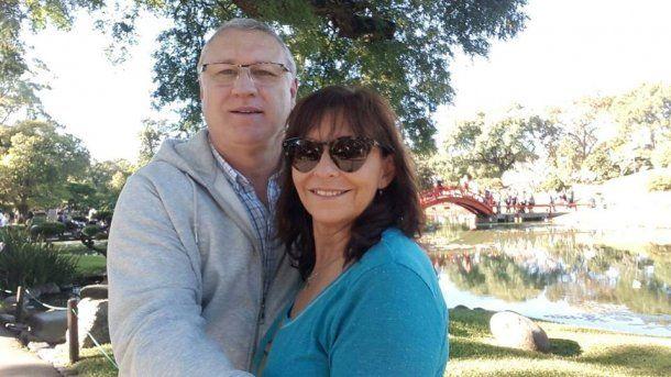 Eli Reyes Godoy y su esposo Aldo Blanco compartían la profesión