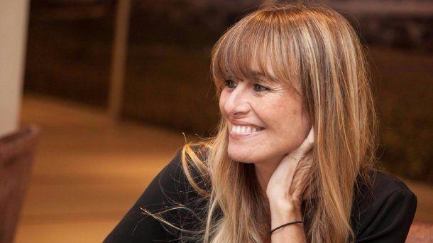 Gabriela Arias Uriburu.