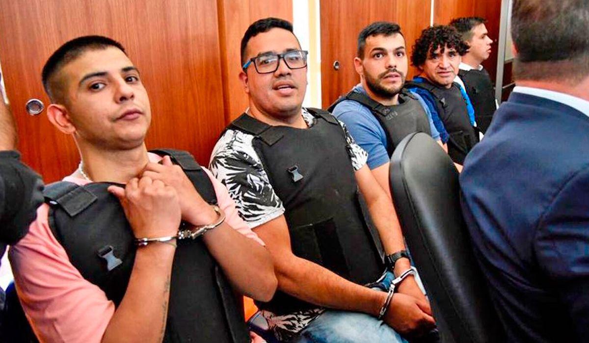 Condenaron a 37 años de prisión a Monchi Cantero, el líder de la banda de Los Monos