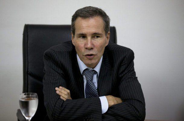 Alberto Nisman<br>