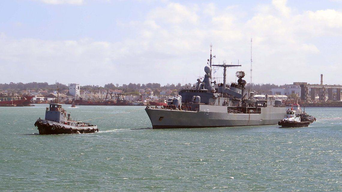 Nuevo parte de la Armada: Aún nos falta saber dónde está el submarino y nuestra gente