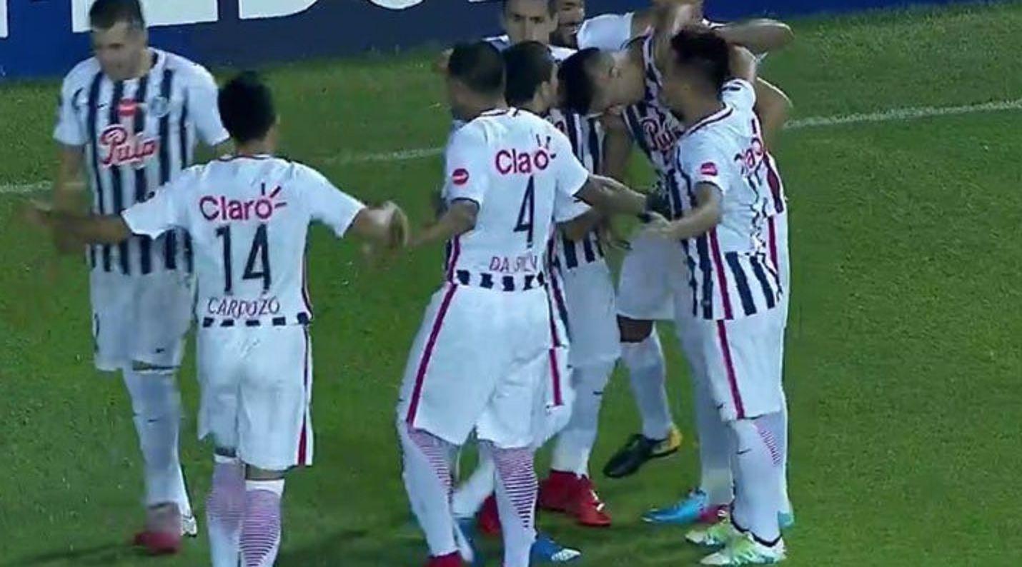 Libertad de Paraguay 1 - Independiente 0 por Copa Sudamericana: gol y estadísticas