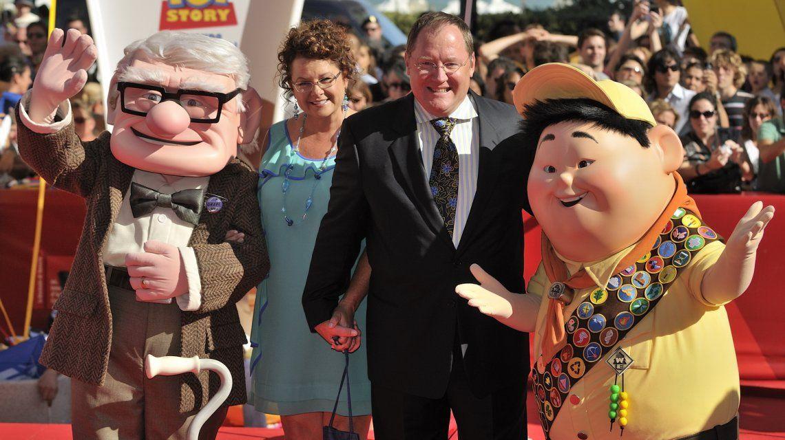 John Lasseter se alejó de Disney por las acusaciones de abuso