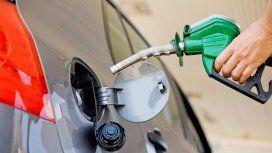 Aumentan otra vez las naftas